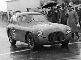 Ancienne Photo - Ferrari 1949 - 1950 - Reproductions
