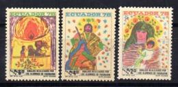 Serie Nº A-669 A/C Ecuador - Ecuador
