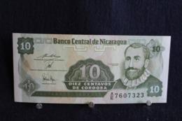 114 /  Nicaragua, 10 Cordobas  /  N° 7607323 - Nicaragua