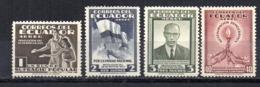 Serie Nº A-154/7  Ecuador - Ecuador