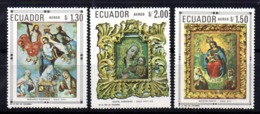 Serie Nº A-494 B/D   Ecuador - Ecuador