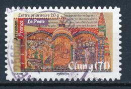 France - Art Roman - Cluny YT A465 Obl. Cachet Rond Manuel - Francia
