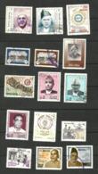 Népal N°663, 664, 673, 678, 679, 682, 695, 697 à 699, 712, 720, 721, 766, 767 Cote 3.55 Euros - Nepal