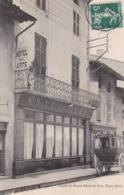 TENAY - Façade Du Grand Hôtel Des Arts Bugey Ain 01 - France
