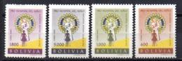 Serie Nº A-396/99  Bolivia - Bolivia