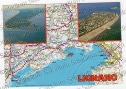 LIGNANO Sabbiadoro - Caorle Bibbione Venezia Trieste - Venezia
