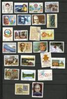 Népal N°887, 895 à 897, 901, 904, 905, 914, 916 à 918, 930, 937, 958, 959, 961, 963 à 965, 971, 972, 978 Cote 5.40 Euros - Nepal