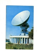 Carte  Observatoire Alma Ata - Russland