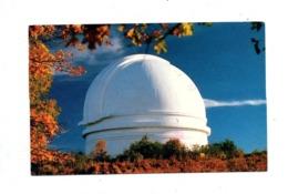 Carte  Observatoire  Palomar Flamme  Muette - Vereinigte Staaten