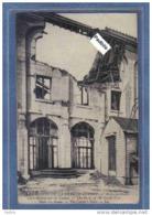 Carte Postale 59. Malo-les-bains  Prés De Dunkerque Café-Restaurant Du Casino Bombardé  Très Beau Plan - Malo Les Bains
