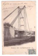 ARAMON Le Pont Suspendu - Aramon