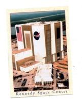 Carte Cebtre Spatial Kennedy Flamme Muette - Vereinigte Staaten