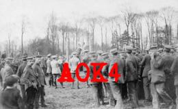59 Nord TEMPLEUVE EN PEVELE Nordfrankreich 1916 Occupation Allemande 2. Garde Reserve Division Gymnastique - Autres Communes