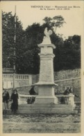 Trévoux (01) - Monument Aux Morts De La Guerre 1914 1918 (Vue Animée) - Trévoux