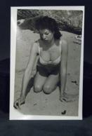 Photo Amateur érotique Nu Féminin Seins Nu Décolleté Voyeurisme Nude Erotica - Fine Nude Art (1941-1960)