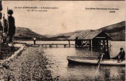 FR07 ISSARLES - Le Lac - Animée - Belle - France