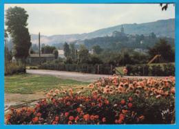 CP-34-La Salvetat-sur-Agout - Vue Prise Du Camping *SUP **2 SCANS - La Salvetat