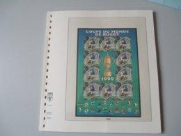LINDNER 1999 Jeu France T132 - Albums & Bindwerk