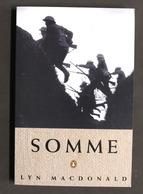 WWI - Lyn Macdonald - Somme - Ed. 1993 - Libros, Revistas, Cómics