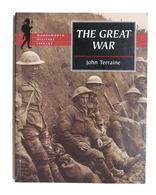 WWI - J. Terraine - The Great War - Ed. 1999 Wordsworth Military Library - Libros, Revistas, Cómics