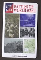 WWI - M. Marix Evans - Battles Of World War I - Ed. 2004 - Libros, Revistas, Cómics