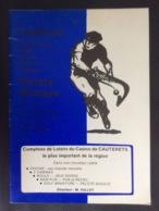 Brochure Touristique : Folklore Pelote Basque - Années 1970 - Reiseprospekte