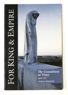 WWI Christie - For King & Empire - The Canadians At Vimy, April 1917 - Ed. 2002 - Libros, Revistas, Cómics
