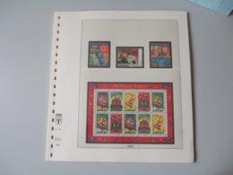 LINDNER 1998 Jeu France T132 - Albums & Bindwerk
