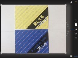 2 Cartes Karl Lagerfeld - Cartas Perfumadas