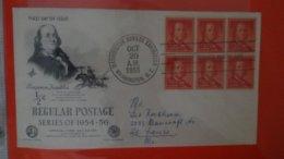 Dispersion D'une Collection D'enveloppe 1er Jour Et Autres Dont 137 Des USA - Timbres