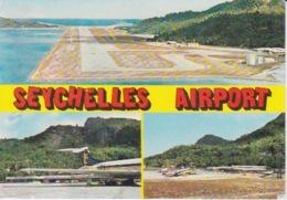 SEYCHELLES -   AEROPORT INTERNATIONAL MAHE - Seychelles