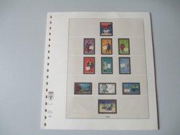 LINDNER 1996 Jeu France T132 - Albums & Bindwerk
