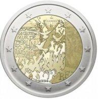 Frankrijk  2019    2 Euro Commemo  Val Van De Berlijnse Muur - Chute Du Mur De Berlin  UNC Uit De Rol - Du Rouleaux  !! - France