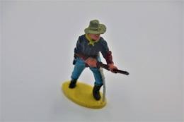 Britains Herald Civil War, Union Soldier, Made In HK, Vintage - Figurines