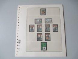 LINDNER 1995 Jeu France T132 - Albums & Bindwerk