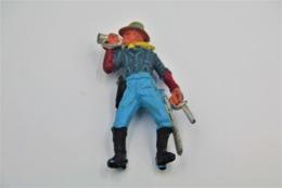 Britains Herald Civil War, Union Soldier, Made In HK, Vintage, For Parts/repair - Beeldjes