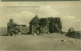 SYRIA - HOMS - ROVINE ROMANE DI LEPTIS MAGNA - EDIT ALTEROCCA - 1910s (BG4801) - Syria