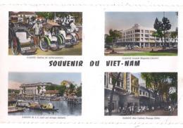 CPSM - Souvenir Du Viet Nam - Viêt-Nam