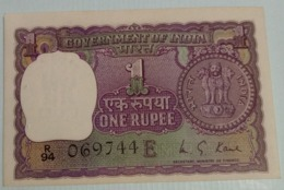 1973..069744...1 Rupee ..India Inde Notes.. - Indien