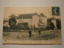 46 Puy L'Eveque, Chateau De Bar (A6p71) - Other Municipalities