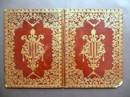 Legatura Alle Armi Papali Piena Pelle Fregi Impressi In Oro Metà '700 Rara - Other Collections