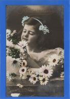 ENFANTS -  Fleur Parmi Les Fleurs - Portraits