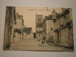 89 Appoigny, Rue De L'église (A6p71) - Appoigny
