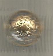 BOUTON ,  GARDE REPUBLICAINE ,diamètre 16 Mm , 2 Scans - Boutons