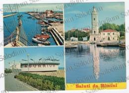 Saluti Da RIMINI - Aquarium - Acquario - Rimini