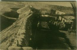SYRIA - HOMS - TRINCEE LATO SUD - SOLDIERS / ALPINI - EDIT. RAGOZINO - 1910s (BG4803) - Syria