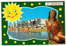 St Idesbald Groeten Uit ... (pk59979) - Koksijde