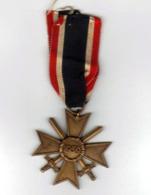 CROIX De Guerre - Allemagne - WEHRMACHT 1939 - Deutsches Reich