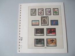 LINDNER 1992 Jeu France T132 - Albums & Bindwerk