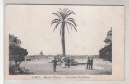 Roma Monte Pincio Giardino Pubblico - Parks & Gardens